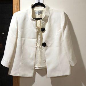 Tahari 14 petite suit jacket